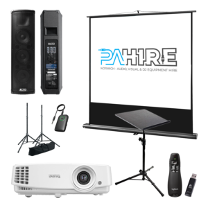 Projector & Screen Packages
